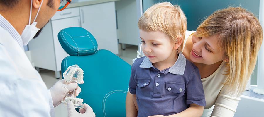 Come affrontare la prima visita ortodontica del bambino? [STORYBOARD 2]
